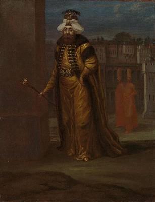 Sultan Painting - Sultan Mahmud by Jean