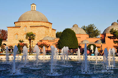 Photograph - Sultanahmet Square  by Andrew Dinh