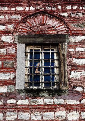 Sultan's Window Print by John Rizzuto