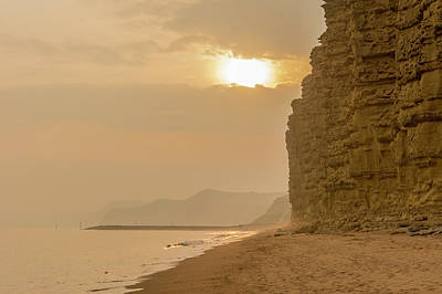 Photograph - Sultry West Bay by Hazy Apple