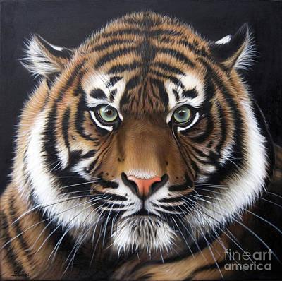 Painting - Sumatran 2 by Sandi Baker