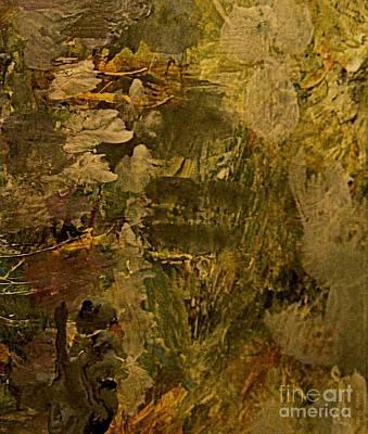 Ancient Civilization Painting - Sumerian Ruins  by Nancy Kane Chapman