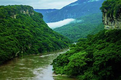 Photograph - Sumidero Canyon by Joshua Tree