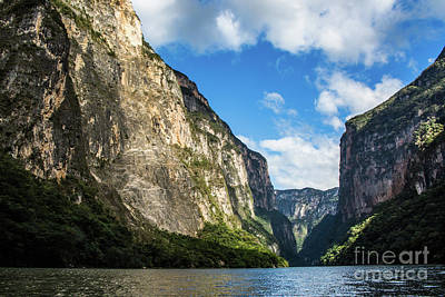 Photograph - Sumidero Canyon by Kathy McClure