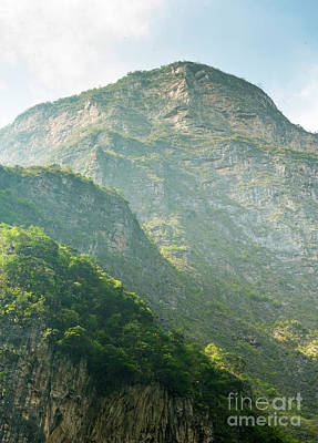 Mountain Royalty-Free and Rights-Managed Images - Sumidero Canyon National Park Mexico by Tim Hester