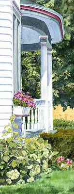 Painting - Summer Afternoon by Phyllis Martino