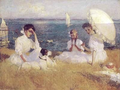 Painting - Summer Afternoon by Reynold Jay