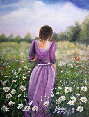Painting - Summer Afternoon by Vesna Martinjak