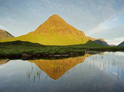 Photograph - Summer At Lochan Na Fola by Stephen Taylor