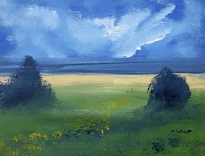 Painting - Summer Bay by Christina Schott
