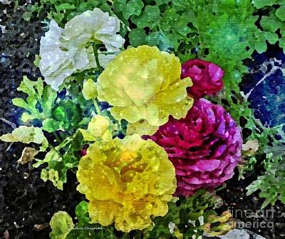 Photograph - Summer Beauties by Kathie Chicoine