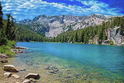 Photograph - Summer Beauty In The Sierra by Lynn Bauer