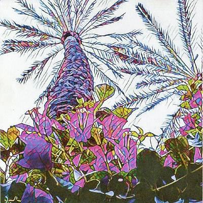 Summer Art Print by Bitten Kari
