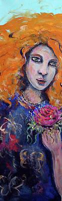 Summer Breeze Art Print by Denice Rinks