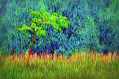 Digital Art - Summer Breeze Dream by Joel Bruce Wallach