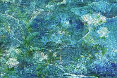 Summer Breeze Art Print by James Piazza