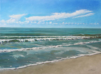 Painting - Summer Breeze by Michel McNinch