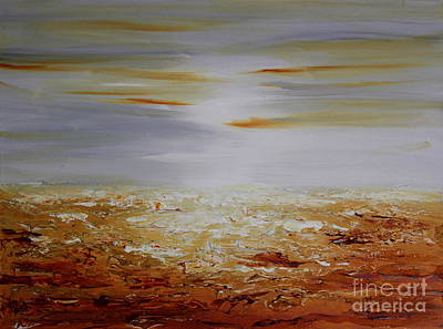 Painting - Summer Breeze by Preethi Mathialagan