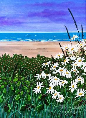 Painting - Summer Breezes Make Me Feel Fine by Jennifer Lake