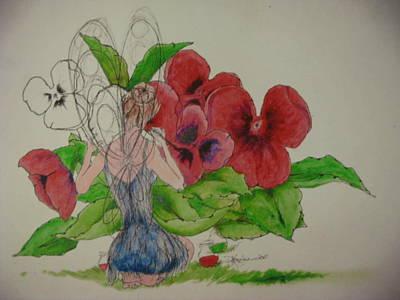 Summer Chores Art Print