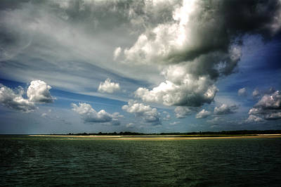 Photograph - Summer Clouds by Greg Mimbs