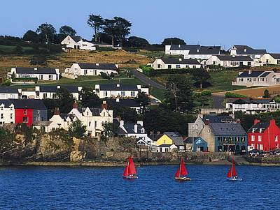 Photograph - Summer Cove, Kinsale, Co Cork, Ireland by The Irish Image Collection