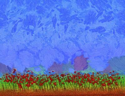Digital Art - Summer Day by Bruce