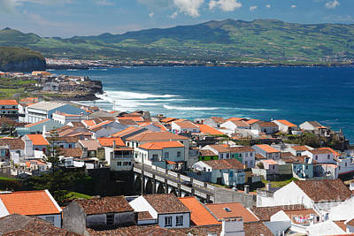 Summer Day In Sao Miguel Art Print by Gaspar Avila