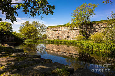 Photograph - Summer Day In The Piper's Park by Ismo Raisanen