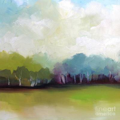 Painting - Summer Day by Michelle Abrams