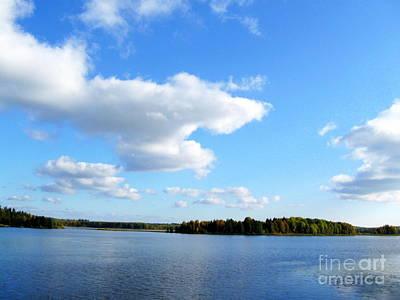 Photograph - Summer Day by Pauli Hyvonen