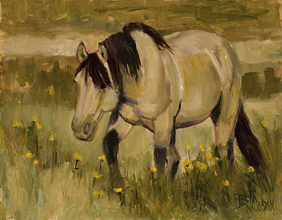Painting - Summer Days by Billie Colson