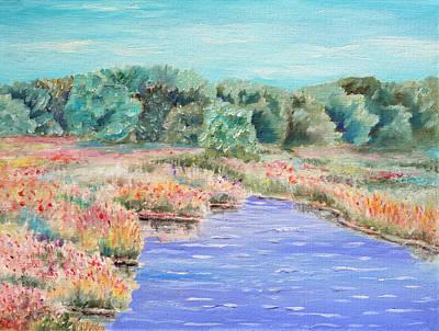 Painting - Summer Days by Elizabeth Lock