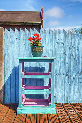 Photograph - Summer Decking by Marc Daly