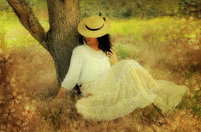 Photograph - Summer Dreaming by Theresa Tahara