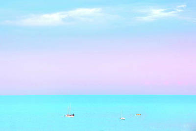 Yachts Photograph - Summer Dreams by Az Jackson
