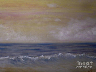 Painting - Summer Dreams In Color by Judy Hall-Folde