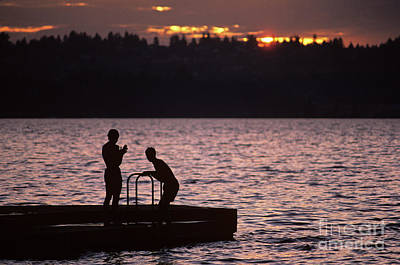Photograph - Summer Ending by Jim Corwin