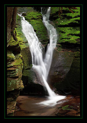 Photograph - Summer Falls by John Stephens