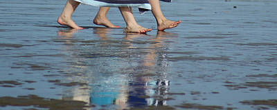 Photograph - Summer Feet   #1 by Margie Avellino