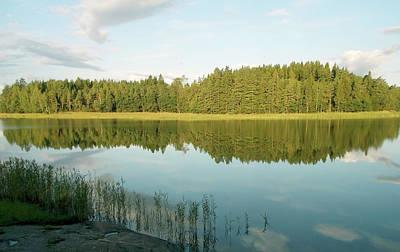 Photograph - Summer Finland Archipelago by Johanna Hurmerinta