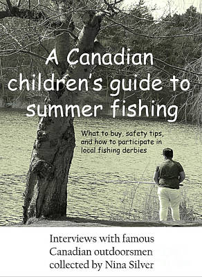 Photograph - Summer Fishing Guide by Nina Silver