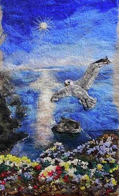 Painting - Summer Flight by Susanne Weber
