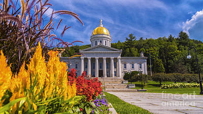 Photograph - Summer Flowers by Scenic Vermont Photography