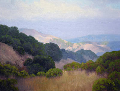 Painting - Summer Fog by Armand Cabrera