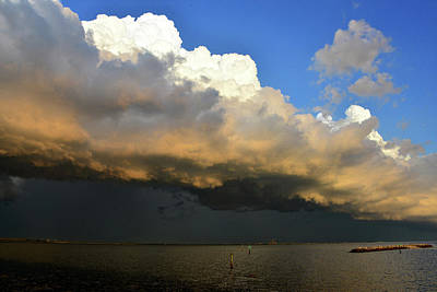 Photograph - Summer Front by David Lee Thompson