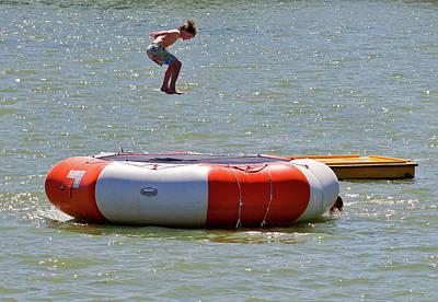 Photograph - Summer Fun by Al Hurley
