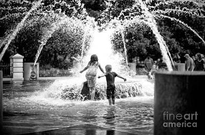 Photograph - Charleston Summer Fun At Waterfront Park by John Rizzuto