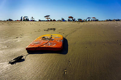 Photograph - Summer Fun In Ocean City by Mark Robert Rogers