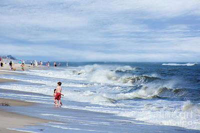 Photograph - Summer Fun by Judy Hall-Folde